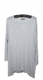 jumper dress light grey